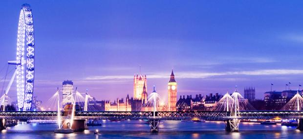 Самое лучшее в Лондоне